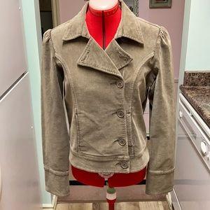 fine wale corduroy jacket